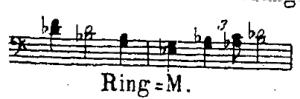 Ringmotiv sencillo